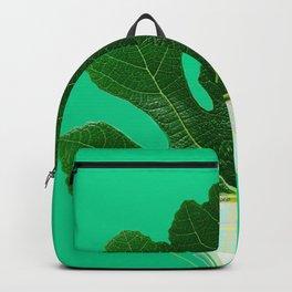 Fig Leaf Diamond Christmas Tree Backpack