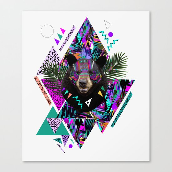 KAHOOLAWE Canvas Print