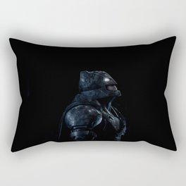 Gotham's Hero Rectangular Pillow