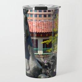 JC Nichols Fountain Travel Mug