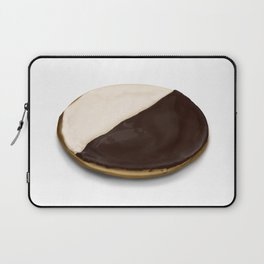 The Black & White Cookie Laptop Sleeve