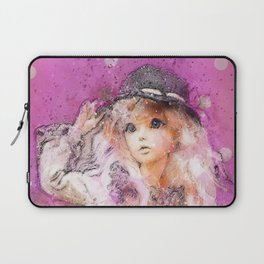 The Doll Laptop Sleeve