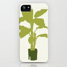Planta A1 iPhone Case