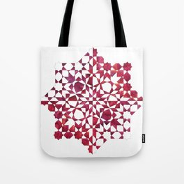 IG red wine Tote Bag