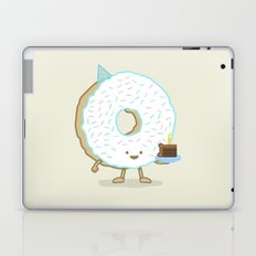 The Birthday Party Donut Laptop & iPad Skin