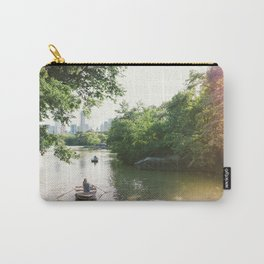Central Park Boats Carry-All Pouch