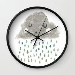 Moghrey Mie Fliaghey Wall Clock