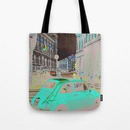 FIAT IN ROME Tote Bag
