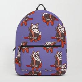 Jason Fox Backpack