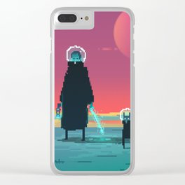 PHAZED PixelArt 6 Clear iPhone Case