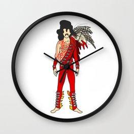 Freddie 2 Wall Clock