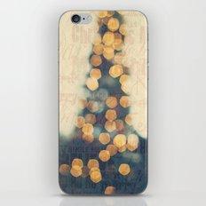 Treekeh iPhone & iPod Skin