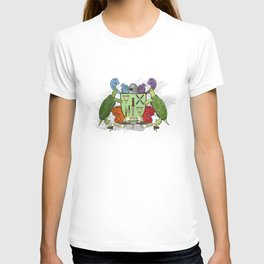 Sewer Family Crest T-shirt