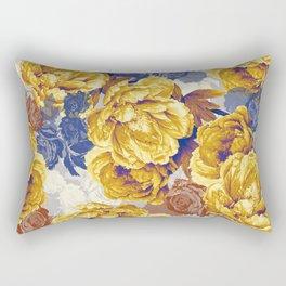 the big yellow Rectangular Pillow