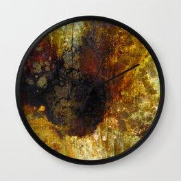 The Sunflower Wall Clock