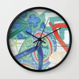Flippin Flops Wall Clock