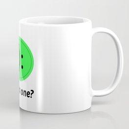 which one? Coffee Mug