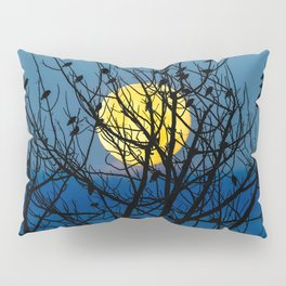 Night Birds Pillow Sham