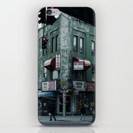 New York Minute iPhone Skin