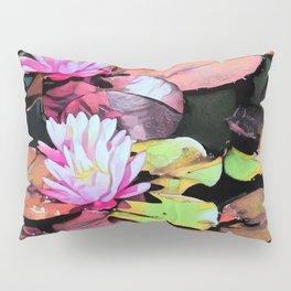 Lilypads Pillow Sham