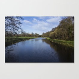 The Netherlands Countryside Canvas Print