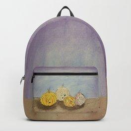 Furry Backpack