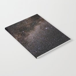 The Milky Way Notebook