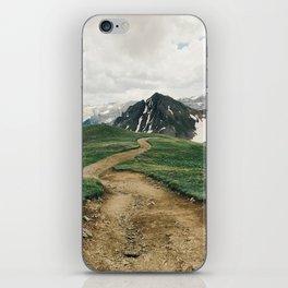 Colorado Mountain Road iPhone Skin