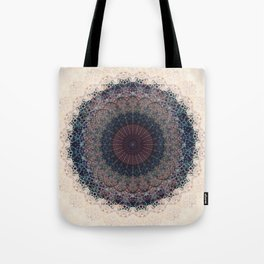 Modern Mandala art Tote Bag