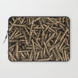 Rifle bullets Laptop Sleeve