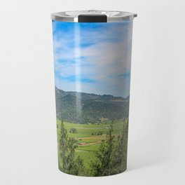 Wine Country Vista Travel Mug