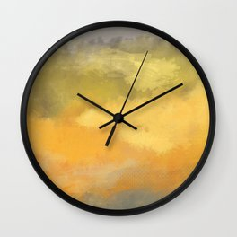 Abur Wall Clock