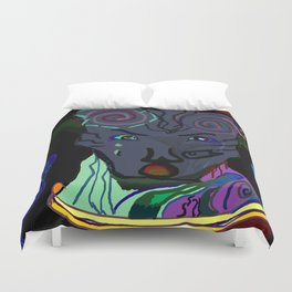 Ox Hyped Duvet Cover
