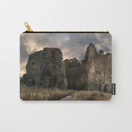 Forgotten castle in Estonia Carry-All Pouch