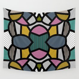 PopArt Tile 2 Wall Tapestry