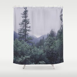 Hang Low, Stand Tall Shower Curtain