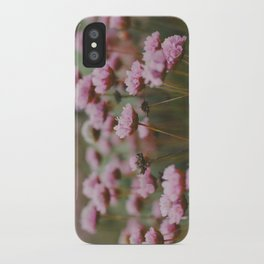 Pale Pink iPhone Case