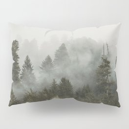 Adventure Times - Nature Photography Pillow Sham