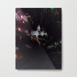 The heart of Christmas Metal Print