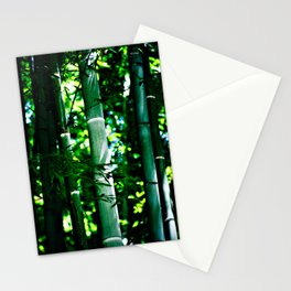 Bamboo Forest Stationery Cards