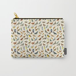 Great collection of birds illustrations  Carry-All Pouch