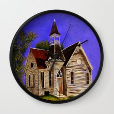 Sanctuary Wall Clock