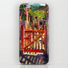 Red Gate iPhone & iPod Skin