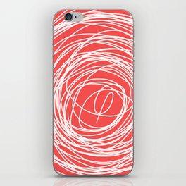 Nest of creativity iPhone Skin