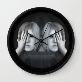 Clarity Wall Clock