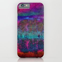 The experiment iPhone Case