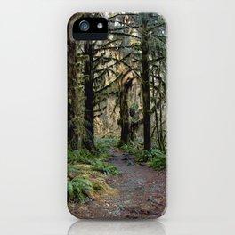 Rainforest Adventure II iPhone Case