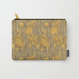 Goldfishes in the Rye Carry-All Pouch