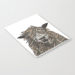 Cotswold Sheep Notebook
