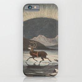 Aurora Borealis iPhone Case